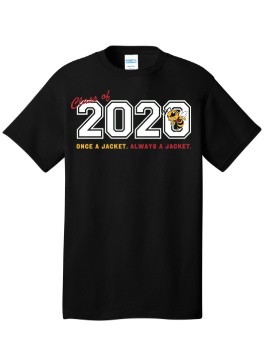 Class of 2020 Senior Shirts