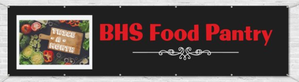 BHS Food Pantry - Click for Details